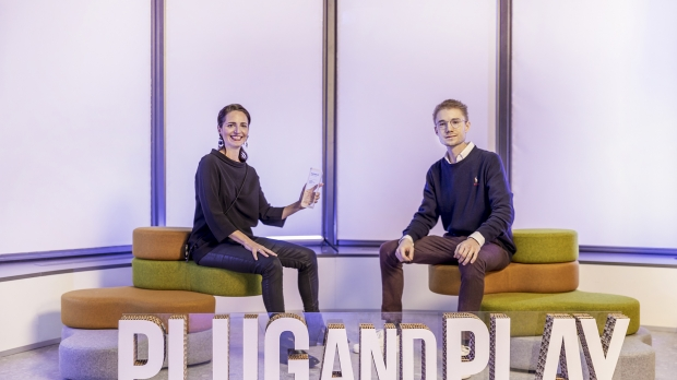 Beim Plug and Play Innovation Award