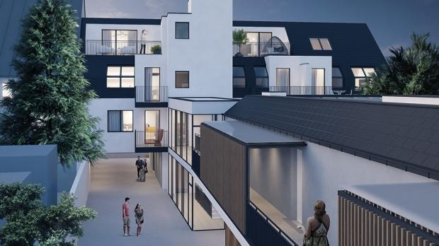 stadt und land ber dem fluss immobilien magazin. Black Bedroom Furniture Sets. Home Design Ideas